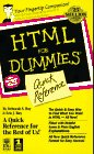 Html for Dummies Quick Reference (1568849907) by Deborah S. Ray