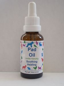 Phytopet Pad Oil Herbal Remedy Soothing Healing 30Ml