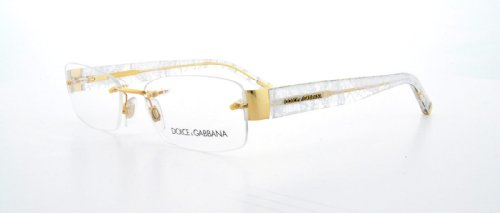 Eyeglasses Dolce & Gabbana DG1218 1078 GOLD DEMO