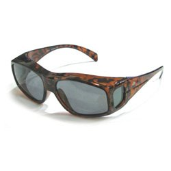 Birdz Eyewear Fitover Polarized UV Sunglasses