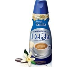 International Delight Classic French Vanilla Gourmet Coffee Creamer, 32 Ounce -- 12 Per Case.