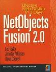 Netobjects Fusion 2.0: Effective Web...