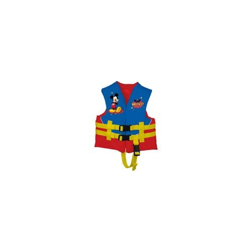 Disney Mickey Mouse Toddler Kids Childrens 30 to 50 lb. Life Vest