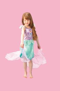 Disney Kinder Kostüm Meerjungfrau Nixe Arielle Größe S 3 bis 4 Jahre