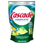 Cascade Dishwasher Detergent 16 CT