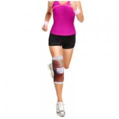 Milex Heat and Far Infrared Knee Support Soothe Your Painful, Aching Knee with Infrared Technology