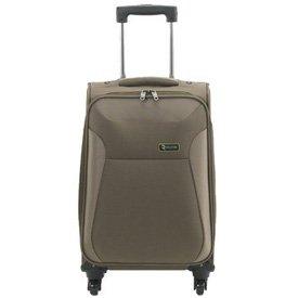 Antler Khaki Cabin Size Baggage Travel Trolley Hand Luggage Suitcase Bag Case Wheeled 22