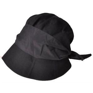 岡田美里プロデュース mili millie 2つを楽しめる帽子 ブラック