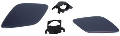 Evan-Fischer EVA46172065824 Headlight Washer Cover Set of 2 Passenger & Driver Side RH LH (Bmw 335xi Headlight Washer Cover compare prices)