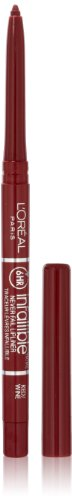 LOreal Paris Infallible Never Fail Lipliner Red Wine 0.01 Ounces