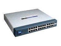 Switch 24-Port 10/100MBPS RKMT SR224