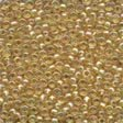 Mill Hill Glass Seed Beads 11/0 - Crystal Honey 02019