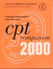 CPT Companion Frequently Asked Questions about CPT Coding by American
