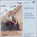 echange, troc Tormis, Kaljuste, Estonian Phil Chamber Choir - Laulu Palju / Liederhaufen / Heaps of Songs