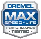 The Max Performance Tested seal on a Multi-Max accessory means you can expect Multi-Max Performance, Innovation and Value.