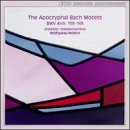 echange, troc  - The Apocryphal Bach Motets, BWV Anh. 159-165