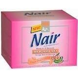Nair Wax Microwave Tub, Peach Melon 7.7Oz одежда для йоги nair 1334