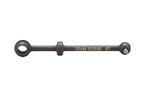 TS-2136 TS-2129 for flucounterborn (47 mm) (team Suzuki 1 mm wide SUS arm only)