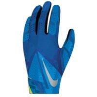 Nike Vapor Fly Mens Football Gloves Blue by Nike