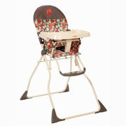 Cosco Flat Fold High Chair, Apple Pie back-1035186
