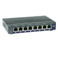 Prosafe Plus 8port Gigabit Ethernet Switch