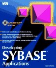 img - for Developing Sybase Applications/Book and Cd-Rom book / textbook / text book