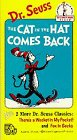 Dr. Seuss - The Cat in the Hat Comes Back [VHS]