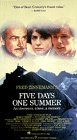 Five Days One Summer [VHS]
