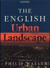 cover of The English Urban Landscape