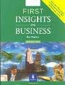 First Insights into Business Student\'s Book