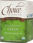 Choice Organic Teas, Decaffeinated Green, 16 Tea Bags, 1.1 oz (32 g)