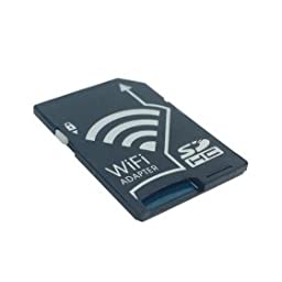 CY WIFI Adapter Wireless Memory Card TF Micro SD to SD SDHC SDXC Card Kit for iPhone iPad Android Phone Tablet DC DV SLR Carema
