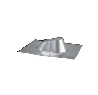 """Duravent 4Gwf 4"""" Inner Diameter - Type B Oval Gas Vent - Double Wall - Adjustabl, Galvalume"""