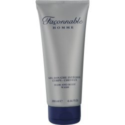 FACONNABLE HOMME by Faconnable HAIR AND BODY WASH 6.7 OZ by Faonnable