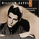 William Kapell Edition Vol 4: Prokofiev: Piano concerto no. 3 / Khachaturian: Piano concerto / Shostakovich: Preludes for piano