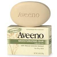 Imagen de Aveeno Activo Naturals Bar hidratante para la piel seca con avena coloidal natural, Barras de 3,5 onzas (paquete de 8)