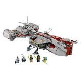 Picture Of LEGO Star Wars Republic Frigate 7964 Review