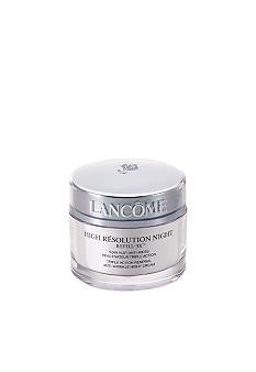 Lancome High Resolution Night Refill 3x Triple Action Renewal Anti Wrinkle Cream 0.5 Oz New