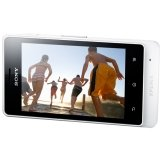 Link to Sony Xperia Advance ST27A Unlocked Android PhonePhone–U.S. Warranty (White) Get Rabate