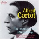 Alfred Cortot Acoustic Hmv Recordings