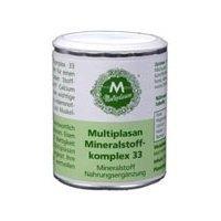 Plantextrakt Multiplasan Mineral Komplex 33, 350 St by PLANTATRAKT GMBH
