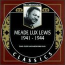 Meade Lux Lewis: 1941-1944