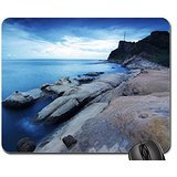 Somewhere At Taiwan Mouse Pad, Mousepad (Oceans Mouse Pad)