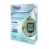 Image of True Control Trueresult Blood Glucose Starter Kit (B008FNK0GS)