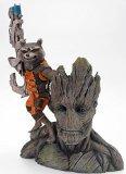 Guardians of the Galaxy Rocket Raccoon 1 10 ArtFX Statua
