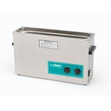 Crest CP1200HT (CP1200-HT) 2.5 Gal. Ultrasonic Cleaner-Heat and Timer