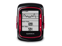 Garmin Edge 500 Red GPS Super Cycling Computer Heart Rate Monitor Premium Bundle - Garmin 0100082913 Running Gps