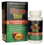 Actually It Is 'Mango Thintm with Raspberry Ketone and Green Tea -- 60 Tablets By Windmill Health Products (1 Each) - 1
