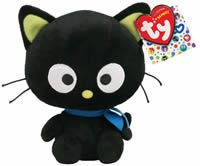 Imagen de Ty Beanie Baby Hello Kitty Chococat