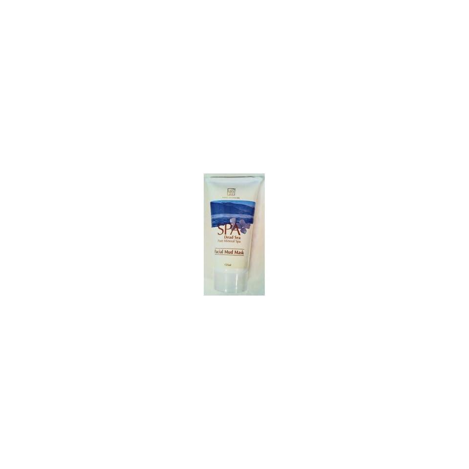 Dead Sea Pure Mineral Spa Facial Mud Mask 4.23 fl oz
